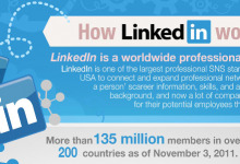 Linkedin Infographic