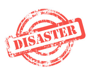 Real Estate Disasters