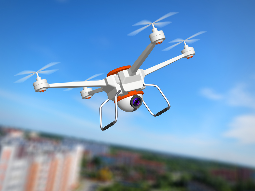 Marketing via Drone Video is a Whole New Way of Seeing Real Estate!